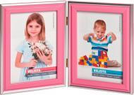 Коллаж Velista 20С-1105-119v 2 фото 10x15 см розовый