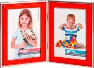 Коллаж Velista 20С-1105-4v 2 фото 10x15 см красный