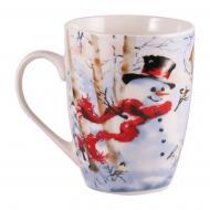 Чашка Happy Snowman 360 мл M0520-NY14 Milika