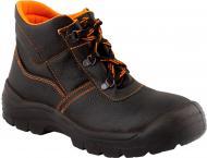 Ботинки Valtex «КИНГ» с металлическим подноском р.41 черный