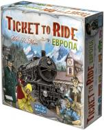 Игра настольная Hobby World Ticket to Ride Europe 4620011810328