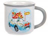Чашка NY Blue Car 400 мл. 358-992 Lefard