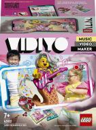 Конструктор LEGO VIDIYO Candy Mermaid BeatBox (Куб бітбокс «Солодка русалка») 43102