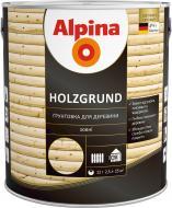 Грунт Alpina Holzgrund прозрачный 0,75 л