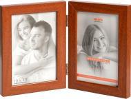 Коллаж Velista T 2 фото 10x15 см коричневый