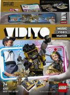 Конструктор LEGO VIDIYO HipHop Robot BeatBox (Куб бітбокс «Робот-репер») 43107