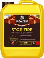 Огнебиозащита Bayris Stop Fire красный 5 л