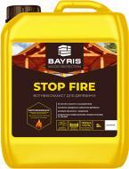 Огнебиозащита Bayris Stop Fire бесцветный 5 л
