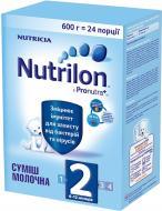 Суха молочна суміш Nutrilon 2 600 г 609220 5900852929663