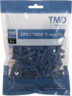 Хрестики дистанційні 6 мм 100 шт./уп