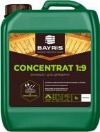 Концентрат для Кострукцийнной древесины Bayris 1:9 зеленый 5 л
