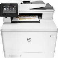 БФП HP Color LaserJet Pro M477fnw з Wi-Fi А4 (CF377A)
