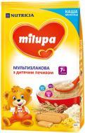 Каша молочна Milupa мультизлакова з печивом 5900852931161 170 г