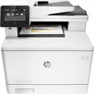 БФП HP Color LaserJet Pro M477fdw з Wi-Fi А4 (CF379A)