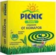 Спираль от комаров Picnic Family 10 шт.