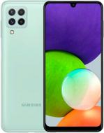 Смартфон Samsung Galaxy A22 4/128GB light green (SM-A225FLGGSEK)