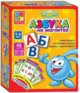 Азбука на магнитах Vladi Toys Смешарики VT1502-06