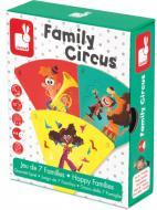 Игра настольная Janod Happy family Circus J02755
