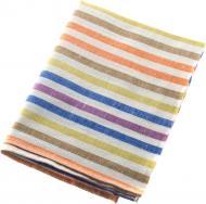 Рушник кухонний льон 50x75 см Галерея льону різнобарвний/у смужку