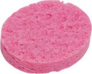 Губка для купання Sevi Bebe з целюлози рожева 8692241102203