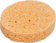 Губка для купання Sevi Bebe з целюлози помаранчева 8692241120283