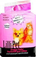 Пелюшки одноразові Lilli Pet 40x60 см 30 шт.