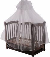 Балдахин для детской кровати Shuba белый