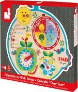 Развивающая игрушка Janod Времена Года (англ.язык) J09620