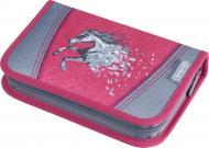 Пенал 31 предметів Magic Horse 50020935 Herlitz рожевий