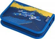 Пенал 31 предмет Jet 50021024 Herlitz синій
