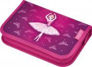 Пенал 31 предмет Ballerina 50008315 Herlitz рожевий