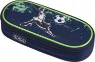 Пенал Case Flap Kick It 50021208 Herlitz синій