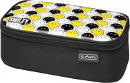 Пенал Be.Bag BEAT Smileyworld Black & Yellow 50015283 Herlitz різнокольоровий
