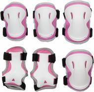 Набір захисту H121 р. S рожевий