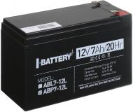 Батарея акумуляторна ABP7-12L 100273