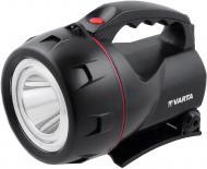 Ліхтарик Varta Rechargeable Lantern LED 18682101401 чорний