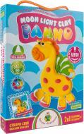 Набір для творчості OKTO Картина-панно з легкого пластиліну Жирафчик 70008