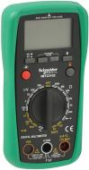 Мультиметр цифровий Schneider Electric сat III 300V