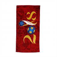 Полотенце Футбол 75x150 см разноцветный Home Line