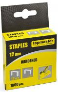 Скоби для ручного степлера Topmaster 12 мм тип Т53 1000 шт. 511322