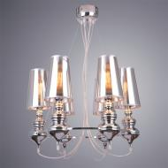 Люстра підвісна Arte Lamp Anna Maria A4280LM-6CC 6x40 Вт E27 хром