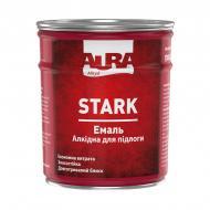 Эмаль алкидная Aura® Stark ПФ-266 87 красно-коричневый глянец 2,8кг