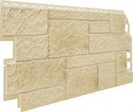 Панель фасадна VOX Solid Sandstone Creme 1x0,42 м (0,42 м.кв)