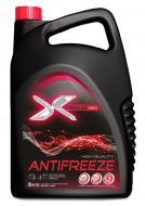 Антифриз X-FREEZE -40°С 5кг червоний