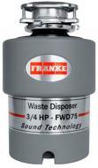 Измельчитель пищевых отходов Franke FWD 75 S Tech