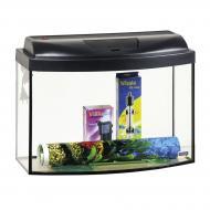 Комплект акваріумний Природа Скалярія LED 32 л овал PR241729