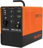 Напівавтомат зварювальний DWT MIG-200DL