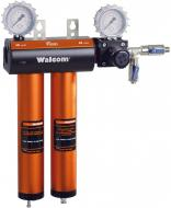 Блок підготовки повітря з манометром Walcom FSRD 60121/11