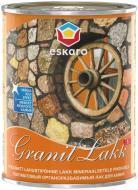 Лак для каменю Granit Lakk S Eskaro напівмат 1 л