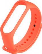 Ремінець для фітнес-браслета Xiaomi Mi Band 3 orange 425566